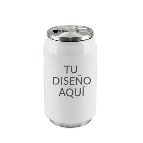 Botella tipo lata